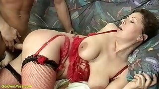 chubby stepmoms hairy ass b. destroyed