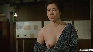 Midori Satsuki in Ushimitsu Mura 1983
