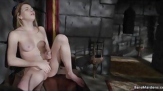 y. maiden found the Orgasmagic crystal # Angel Smalls